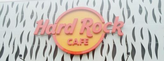 Hard Rock Cafe в центре Алматы с установками компании VBWEngineering