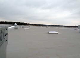 SIA «PolipaksNT» и центр логистики – Марупе (Латвия)