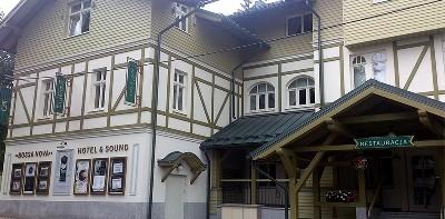 Шклярска Поремба в климатической тишине, или HOTEL & SOUND Bossa Nova с оборудованием VBW Engineering